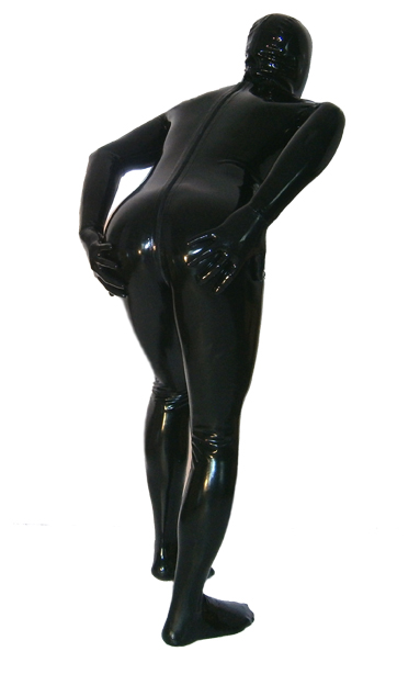 kombinezon latex lateks catsuit full rubber sklep